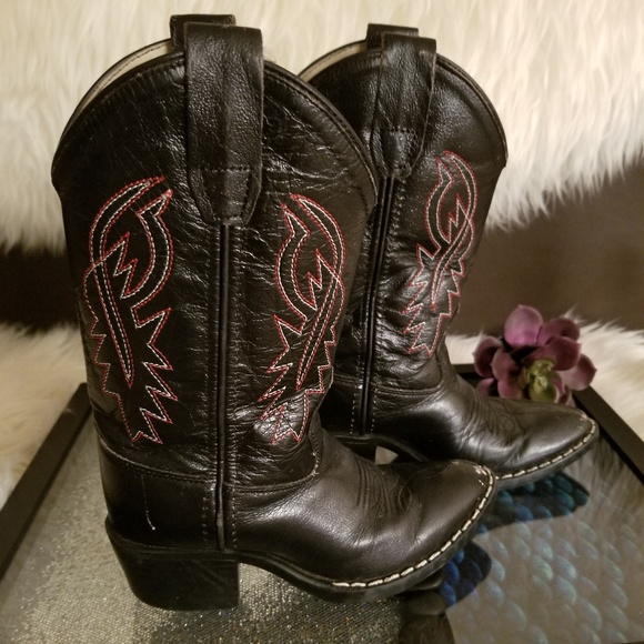 668c1d80561 Boys boot barn leather cowboy boots